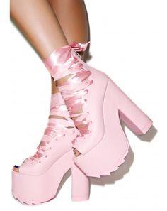 Irregular Choice Glissade Ballerina Wedges | Dolls Kill