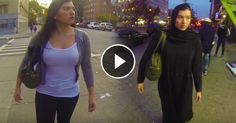 [Trending Now] Woman Walked NYC Using Ordinary Clothes Vs. Muslim Hijab! The Result Was Surprising!
