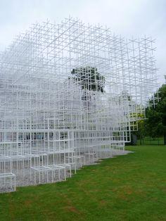 Sou Fujimoto / Serpentine Pavilion 2013 — London Design Journal