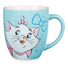 disney cups Marie Portrait Mug - Walt Disney World Disney Pixar, Disney Parks, Walt Disney, Disney Coffee Mugs, Disney Cups, Disney Kitchen, Aristocats, Disney Addict, Cool Mugs