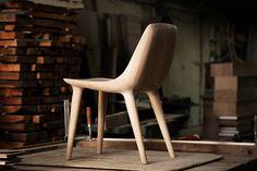 DARYA chair on Behance