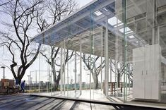 Kanagawa Institute of Technology Glass Building 7