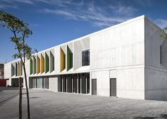 Braamcamp Freire Secondary School by CVDB Arquitectos