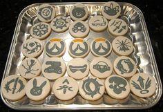 Overwatch Cookies