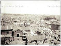Foro di Traiano e Palazzo Valentini Anno: ante 1885