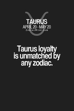 Virgos are only loyal to those that are loyal to them