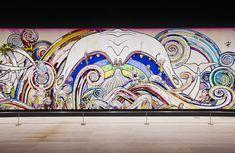【展覧会リポート】すべて日本初公開! 村上隆の五百羅漢図展 | casabrutus.com | ページ 3