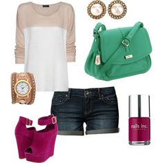 Simplicity, created by natalie-levesque on Polyvore