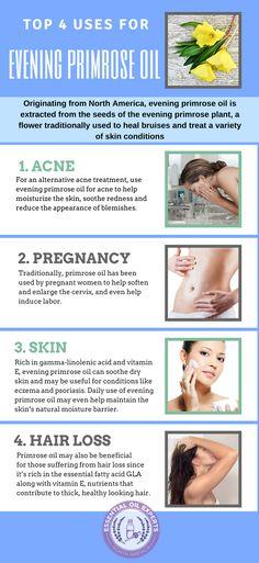 Evening Primrose Oil: Uses & Benefits for Acne, Skin, Pregnancy & More