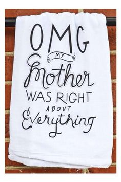 Dish Towel Omg, Where would you hang this? Dish Towel Omg, Where would you hang this? Dish Towels, Hand Towels, Tea Towels, Dish Towel Crafts, Plotter Silhouette Cameo, Silhouette Cameo Projects, Silhouette Machine, Vinyl Projects, Sewing Projects