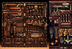 BENJAMIN CARPENTER TOOL SET AND CASE