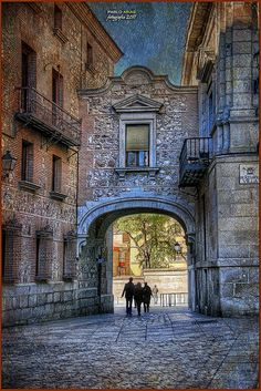 Plaza de la Villa ~ Madrid, Spain