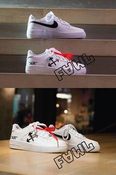 promo code bf79d e51ae Nike Air Force 1 OFF WHITE