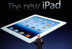 Apple unveils the new iPad — Super HD display and improved camera are just a few of the details!