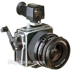 Hasselblad 903SWC Medium Format Viewfinder Camera Body with Built-in Super Wide Angle 38mm f/4.5 Biogon Lens