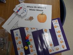 Game - Positional Words: on top of, next to, etc.