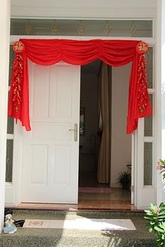 Gathered : cloth door - pezcame.com