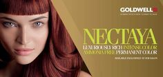Nectaya by Goldwell. 100% Ammonia free hair color!