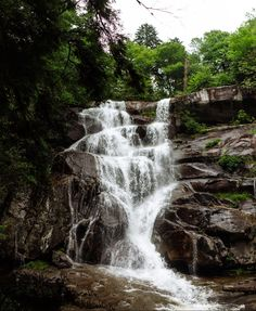 5 of the Most Beautiful Waterfalls in East Tennessee | RootsRated