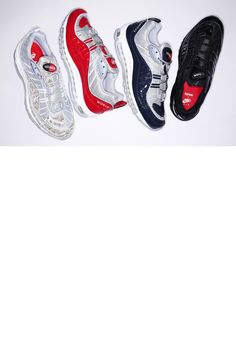 Nike x Supreme Air Max 98  - Esquire.com