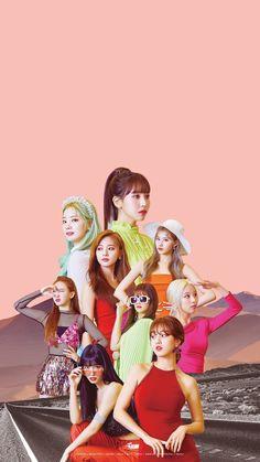 Kpop Woman Jackets and Blazers julia roberts pretty woman red jacket Nayeon, Kpop Girl Groups, Korean Girl Groups, Kpop Girls, K Pop, The Band, Twice Debut, Shy Shy Shy, Snsd Yuri