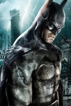 My favorite Batman!