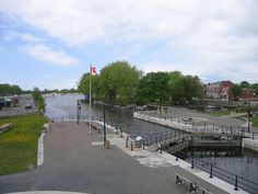 Canal Lachine, Montreal, Quebec