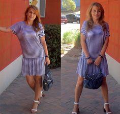 Como hacer un vestido marinero: DIY