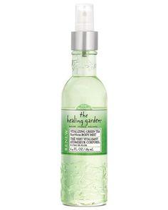 The Healing Garden RainWater Body Mist - Vitalizing Green Tea: 6.4 OZ