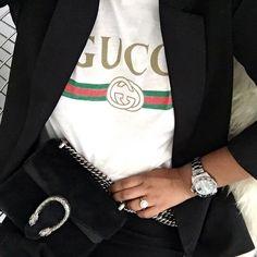 La camiseta de Gucci que todas llevan