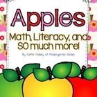 This unit has enough materials to teach for 3 weeks! It includes all you need for apples and Johnny Appleseed. The unit includes:  -Apple Graphic O...