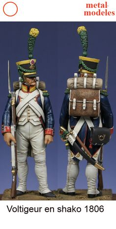 Military Figures, French Army, Napoleonic Wars, Reference Images, Toy Soldiers, Miniture Things, Troops, Modeling, Empire