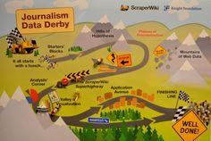 The journalism data derby!