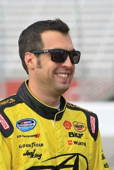 Sam Hornish Jr.: Going for broke and racing for a ride ~ Written by Katy Lindamood. Photo credit: Charlotte Bray/Skirts and Scuffs.