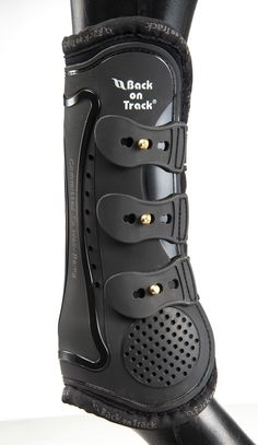 English Tack Store - Back on Track Tendon Boots, $174.95 (http://www.englishtackshop.com/back-on-track-tendon-boots/)