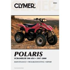 polaris atv sportsman 90 2009 factory service repair manual download pdf