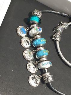 Charms 134299 Authentic Pandora Cozumel Mexico Charm