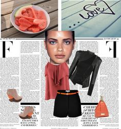 """""""its.summer.or.not."""" by arual408 on Polyvore"""
