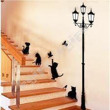 gatos escalera