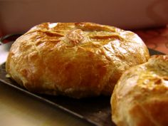 Brie and Onion Puff….5 ingredient fix
