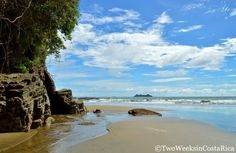 Playa Arco: A Secret Beach Near Uvita | Two Weeks in Costa Rica