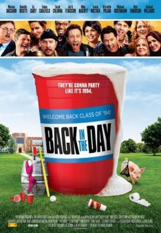 Watch: Back in the Day (2014) full movie