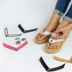 new snaps-straps combine snaps + straps for the ultimate versatility with your strap shoes.