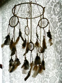 dream catcher above bed horizontal - Google Search