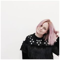 Loving the detail this season! Pink Hair, Photo And Video, Detail, My Style, Instagram, Tops, Women, Fashion, Rosa Hair