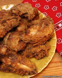 Mahogany Fried Chicken