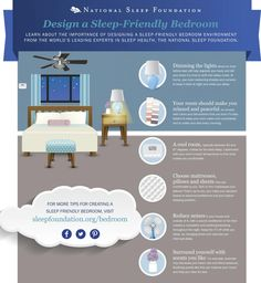Design A Sleep Friendly Bedroom - National Sleep Foundation