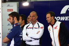 Supo and Puig, Valencia MotoGP Test November 2013