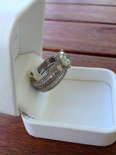 Womans Tacori Diamond Engagement Ring Set   Women's Jewellery   Gumtree Australia Queensland - Brisbane Region   1080433043