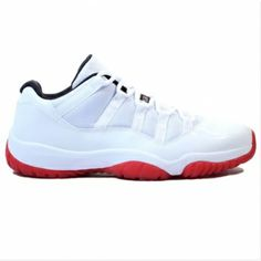 67aef2f708d9 Air Jordan XI Retro Low White  Varsity Red - Black Available for Pre-Order  - WearTesters